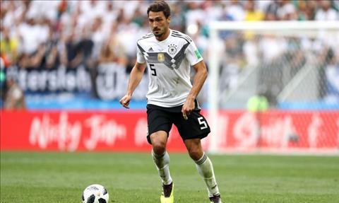 Thua Mexico, Mats Hummels lý giải việc hàng thủ ĐT Đức chơi tệ hình ảnh