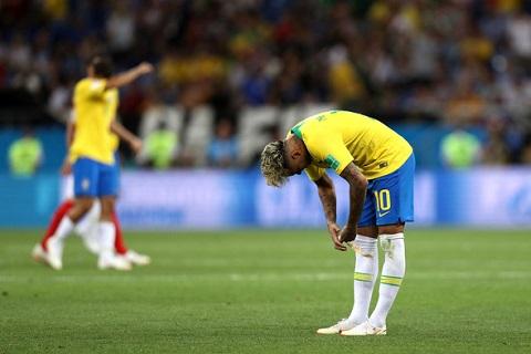 Neymar khong dong gop nhieu vao loi choi Brazil