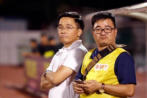 Trưởng đoàn Nguyễn Tấn Anh chia sẻ về cơ hội trụ hạng của HAGL hình ảnh