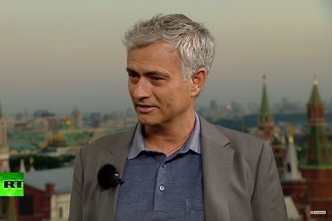 Mourinho nói về ĐT Đức sau trận thua sốc Mexico