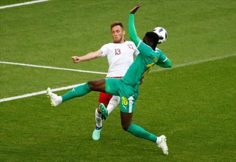 Ba Lan vs Senegal