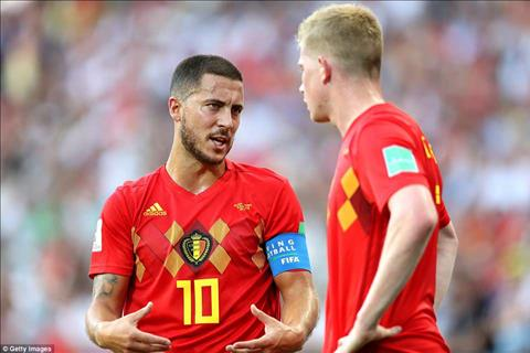 Bỉ vs Panama bảng G World Cup 2018 2 mặt của Quỷ hình ảnh