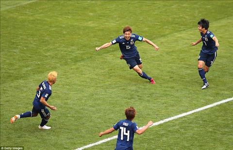 ĐT Nhật Bản làm nên lịch sử Hãy cứ say hết đêm nay hình ảnh
