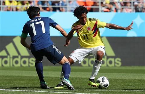 Kết quả Colombia vs Nhật Bản bảng H World Cup 2018 hôm nay 196 hình ảnh