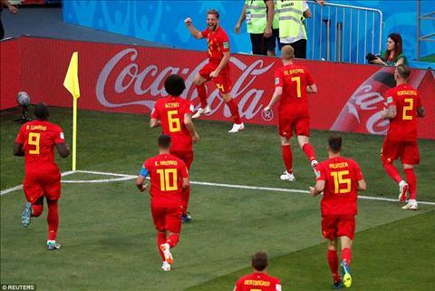 Nhận định Bỉ vs Tunisia 19h00 ngày 236 bảng G World Cup 2018 hình ảnh