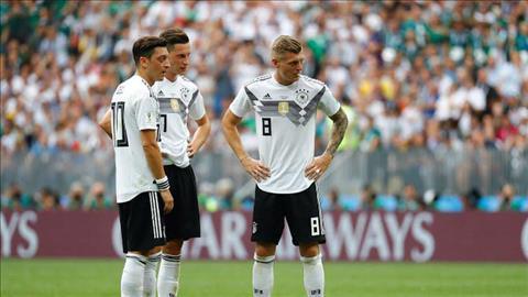 Nhìn lại trận thắng kinh dị của ĐT Đức Đừng coi thường nhà vua hình ảnh