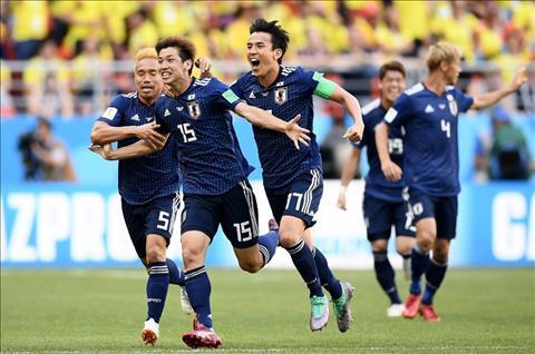 Những thống kê ấn tượng sau trận đấu Colombia 1-2 Nhật Bản hình ảnh