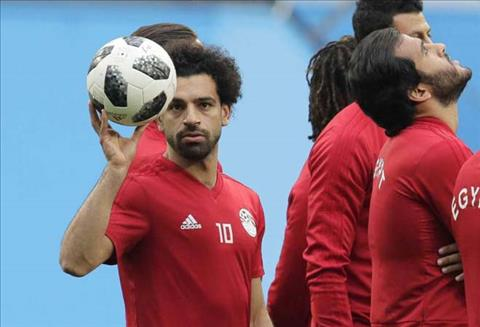 Mohamed Salah da san sang xuat tran