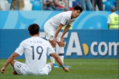 Son Heung-min nói về thất bại của ĐT Hàn Quốc tại World Cup hình ảnh