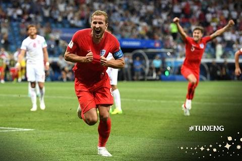 Harry Kane chia sẻ về chiến thắng Tunisia mới đây