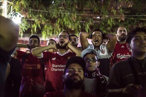 Nho Mohamed Salah, Liverpool gio la doi bong nuoc ngoai duoc yeu thich nhat Ai Cap.
