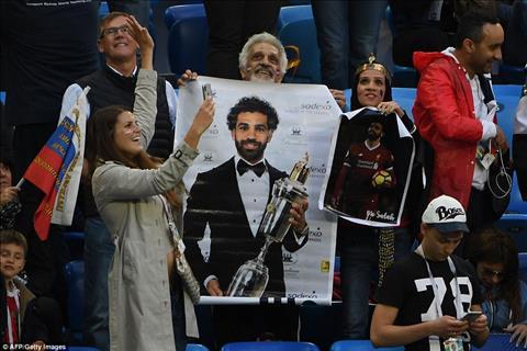 Mohamed Salah tat nhien la niem hy vong so mot voi cac CDV Ai Cap.