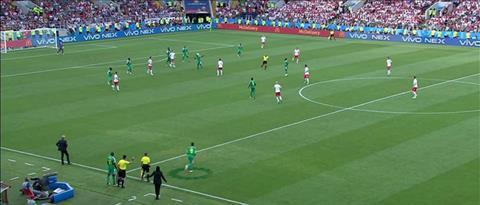 Bàn thắng của Niang trận Ba Lan vs Senegal không hợp lệ hình ảnh