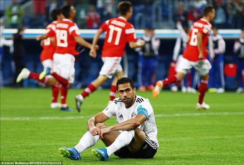 HLV Hector Cuper phát biểu về trận Nga vs Ai Cập hình ảnh