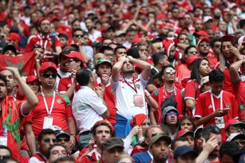 Kết quả Bồ Đào Nha vs Marốc trận đấu bảng B World Cup 2018 hình ảnh 4