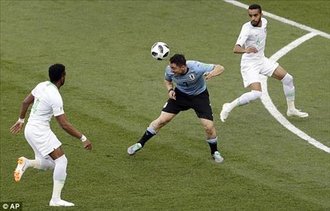 Kết quả Uruguay vs Saudi Arabia xem KQ World Cup 2018 đêm qua hình ảnh