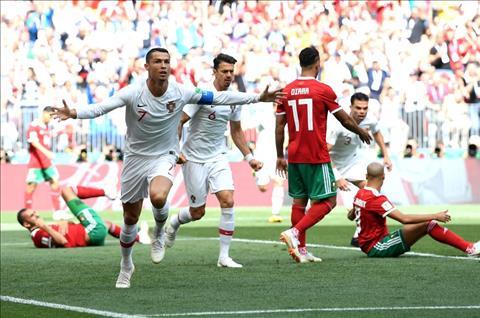Dư âm Bồ Đào Nha vs Ma Rốc Ronaldo lại tỏa sáng, nhưng… hình ảnh