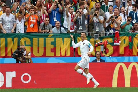 Những thống kê đáng nhớ sau trận đấu Bồ Đào Nha 1-0 Ma Rốc hình ảnh