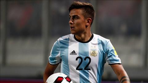 Argentina 1-1 Iceland Dybala đã có thể làm nên sự khác biệt hình ảnh