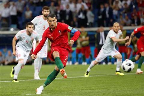 Ngay Ronaldo hoa than thanh
