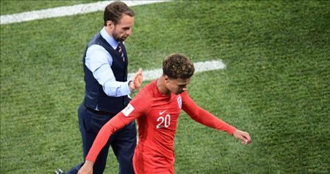 Dele Alli dính chấn thương sau trận thắng Tunisia hình ảnh