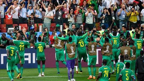 DT Senegal tai World Cup 2018 la hy vong lon nhat cua chau Phi.