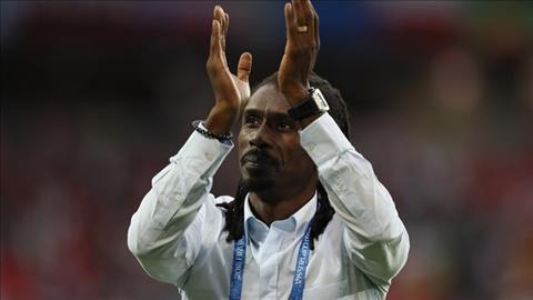 HLV Aliou Cisse chia sẻ sau trận thắng của ĐT Senegal hình ảnh