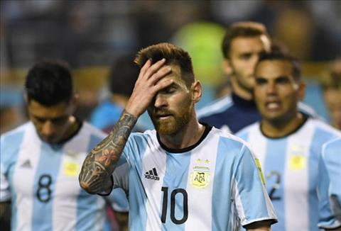 HLV Argentina bảo vệ Messi trước trận đấu thứ hai với Croatia  hình ảnh