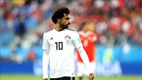 Ai Cập thảm bại Thua cũng bởi Mohamed Salah hình ảnh
