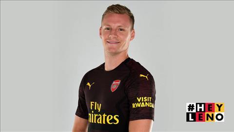 Thủ môn Bernd Leno gia nhập Arsenal vì Wenger và Emery hình ảnh