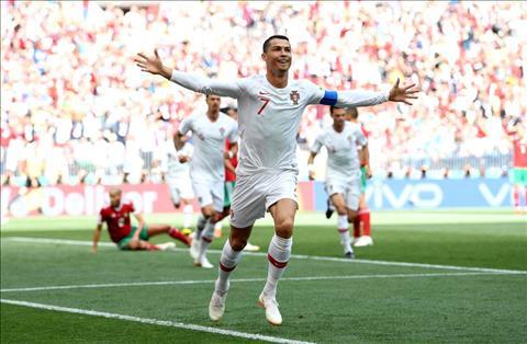 Cristiano Ronaldo phát biểu về trận Bồ Đào Nha vs Ma Rốc hình ảnh