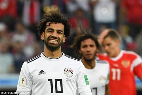 Salah trở lại nhưng sao không thể lợi hại như ở Liverpool hình ảnh