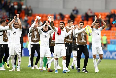 Uruguay vui mung khi Nga danh bai Ai Cap