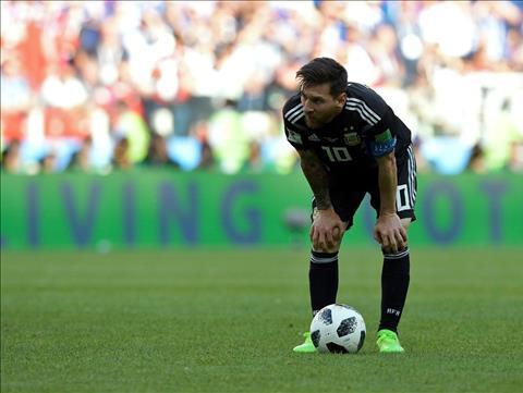 Bài dự thi WC Messi - Thân hình bé nhỏ, mặt trời trên vai hình ảnh