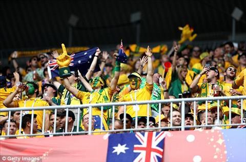 Hinh anh ruc ro sac mau cua cac CDV Australia.
