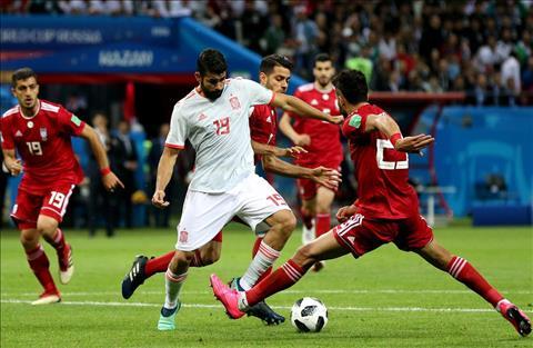 Dư âm Iran vs Tây Ban Nha Chiến thắng nhọc nhằn 1-0 của La Roja hình ảnh