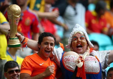Bài dự thi Ấn tượng World Cup 2018 Chỉ đơn giản là tình yêu hình ảnh