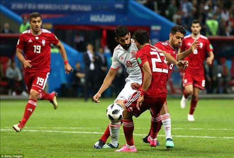 Fernando Hierro phát biểu về trận Iran vs TBN hình ảnh