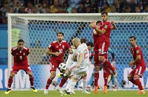 Iran 0-1 TBN Ngày Quái thú khuất phục Chiến binh Ba Tư hình ảnh 2