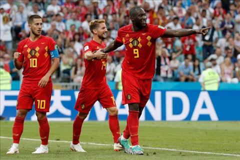 Eden Hazard phát biểu về Romelu Lukaku hình ảnh