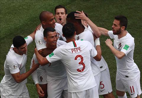 Bồ Đào Nha Lên đỉnh thế giới bằng thứ bóng đá không yêu thương nổi hình ảnh 3