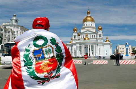 De theo chan doi tuyen den Nga, nhieu CDV Peru tai World Cup 2018 da phai hy sinh lon.