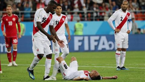 Peru tai World Cup 2018