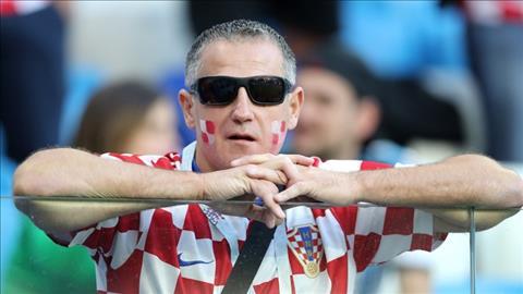 Cac CDV Croatia khong cuong nhiet nhu phia Argentina.
