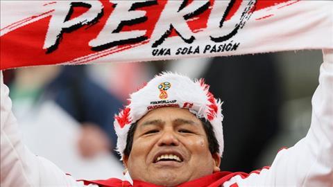 CDV Peru cung cho thay ho khong he kem bat cu ai ve do cuong nhiet.