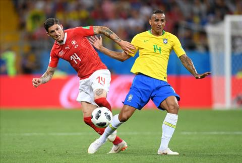 Danilo dính chấn thương trước trận gặp Costa Rica hình ảnh