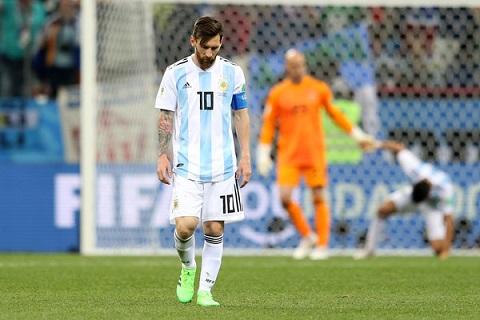 Messi va Caballero