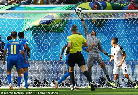 Neymar bi Navas tu choi