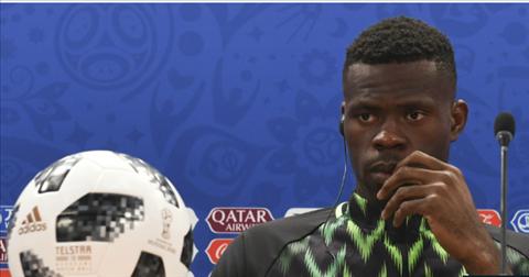 Thống kê Nigeria vs Iceland - Bảng D World Cup 2018 hình ảnh