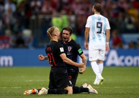 Argentina thảm bại HLV Sampaoli mắc sai lầm nghiêm trọng hình ảnh 4
